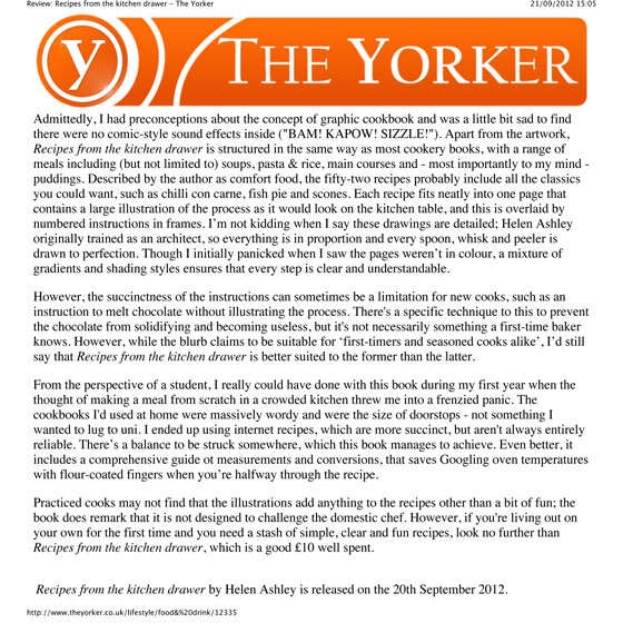 the yorker review page 2